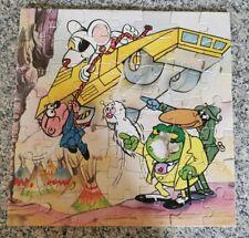 Vintage Danger Mouse Jigsaw Puzzle free p&p