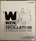 WEN 6510T 3.5 Amp Oscillating Spindle Sander Stationary Table