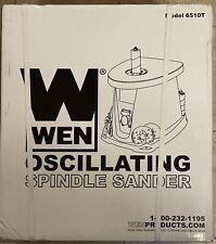 Wen 6510t 35 Amp Oscillating Spindle Sander Stationary Table