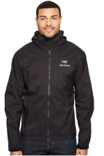NWT Arc'teryx Squamish Hoody in Black size XL $159