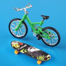 Tech Deck Finger Bike Bicycle+ Finger Board Boy Kid Children Wheel BMX Toy Gift