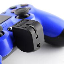 Para Sony Playstation 4 PS4 Auriculares Adaptador 3.5mm Micro ABS Audio
