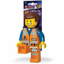 "LEGO MOVIE 2 EMMET TORCH LED BEDSIGHT LIGHT POSABLE ARMS  21cm (8.5"")"