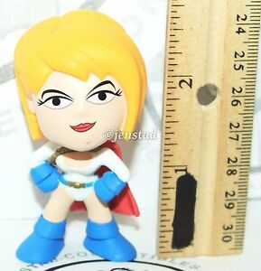 """SUPERGIRL TOY FUNKO MYSTERY MINI JUSTICE LEAGUE BLIND PACK 2.75"""" FIGURE HTF 2014"""