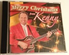 Kenny Parrott Merry Christmas from Kenny CD  Signed Autographed  Branson MO