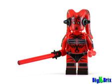 DARTH TALON Custom Printed on Lego Minifigure! Star Wars