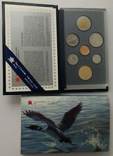 1997 Canada Specimen Set with Flying Loon Dollar - Multiple Avail #coinsofcanada