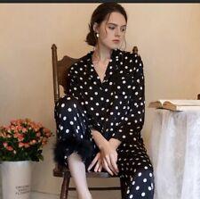 Polka Dot Feather Pajama