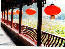 "4 CHINESE XL 14"" RED GOLD PALACE LANTERN WEDDING PARTY NEW YEAR SHOP CELEBRATION"