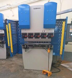 New Machzone Mini 3013 Press brake 30Ton x 1300mm £18,000 + Vat = £21,600
