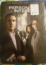 Person of Interest The Complete First Season (2012, 6-DVD Set) *NEW* SHIPS FREE!