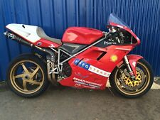 Ducati 748r Racing Track Bike V5 Race classic SPS