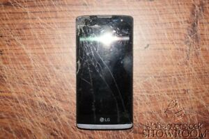 Used & Untested LG Leon H345KT Grey Smart Phone For Parts & Repairs Only