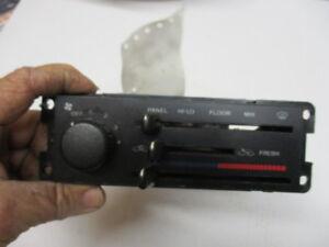 1994 Tracer Temperature Control 91-94 Escort w/o A/C