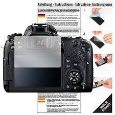 Canon EOS M50 Display Schutzfolie Anti-Bakteriell Displayfolie Klar