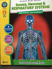 Classroom Complete Press - Senses, Nervous & Respriatory Systems - G. 5-8