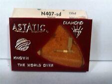 Vintage Phonograph Needles Varieties- New Old Stock N407-SD
