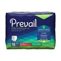 Prevail Super Plus Underwear Diaper SMALL / MEDIUM Pull On, PVS-512 - CASE OF 72