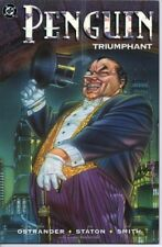 Penguin Triumphant DC Comics Graphic Novel Comic