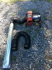 New listing Penn State Dust Collection System with hoses
