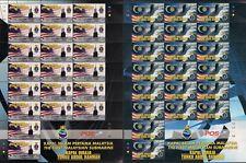 2009 MALAYSIA NAVY 1ST SUBMARINE (50sen Full Sheet) MNH