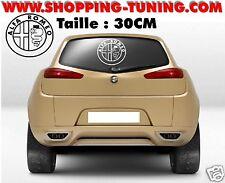 STICKERS DECO VITRE ALFA ROMEO 145 146 156 147 159 GT