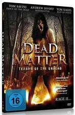 Donna Williams - Dead Matter - Terror of the Undead (OVP) //0
