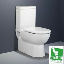 Caroma Metro Ceramic Toilet Suite BE Back Entry Soft Close Seat