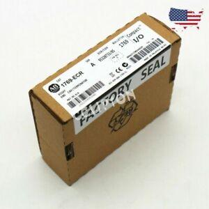 New Seal Allen Bradley 1769-ECR Compact I/O RIGHT END CAP/TERMINATOR