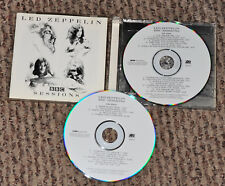 Led Zeppelin BBC Sessions Double CD 1997 Atlantic Records Excellent Condition