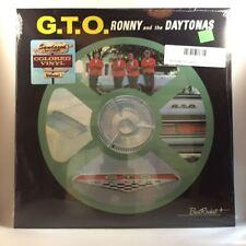 Ronny & The Daytonas - GTO LP NEW