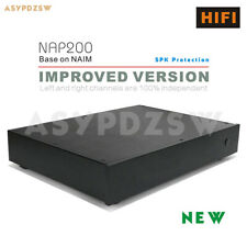 Improved version NAP200 Power amplifier base on NAIM 75W+75W With SPK protection