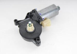 Power Window Motor Rear Left ACDelco GM Original Equipment 19208468