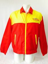 Formula Shell Vintage Racing/Team Gas Company Jacket XL NWOT
