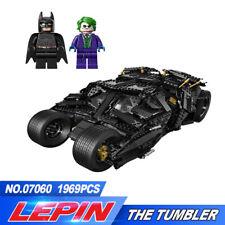 Superheroes76023 The Tumbler Batman Armored Chariot1969Pcs Building Shipping DHL