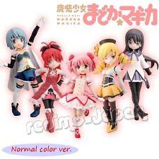 "Puella Magi Madoka Magica ""Half Age Characters"" Set (A) Anime-Manga Personnage Bandai"