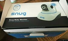 Snug Baby Monitor WiFi Video Camera With Audio for iPhone/I-Pad/Android