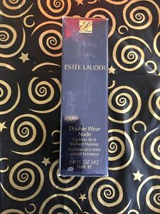 ESTEE LAUDER Double Wear Nude Cushion Stick..7N1 DEEP AMBER .. Factory Sealed!!