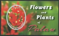 PALAU 2015 FLOWERS AND PLANTS OF PALAU  SOUVENIR SHEET MINT NH