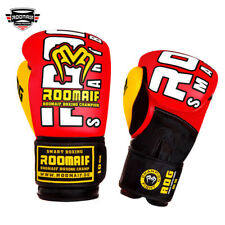 Roomaif Boxing Gloves Muay Thai Fight Sparring Gloves Punch Bag Training Mma Ca