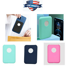 For Magsafe External Battery Power Bank Silicone Case Cover Skin Protective #Us