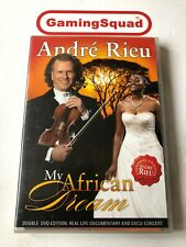 Andre Rieu, My African Dream NTSC DVD, Supplied by Gaming Squad