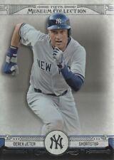 2015 Topps Museum Collection Baseball #25 Derek Jeter New York Yankees