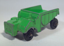 Tootsietoy Earth Mover Construction Dump Truck Skip Loader Scale Model
