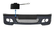 Deckel Abdeckung Kappe Abschlepphaken Abschleppöse Stoßstange BMW E46 M-Teck