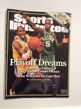 New listing SPORTS ILLUSTRATED - April 21, 2008 - Kobe Bryant / Kevin Garnett - No Label