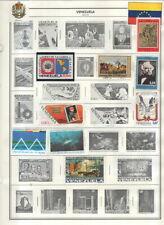 Modern Venezuela On Album Pages 1972-2012