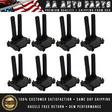 Set of 8 Ignition Coils For 06-20 Dodge Charger Chrysler 300 Ram 1500 2500 UF504
