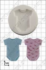 Silicone mould Baby Sleep Suit | Food Use FPC Sugarcraft FREE UK shipping!