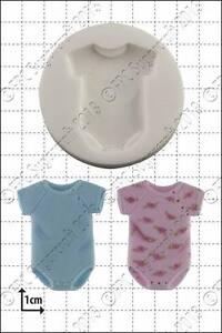 Silicone mould Baby Sleep Suit | Food Use FPC Sugarcraft FREE UK shipping!